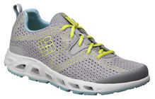 Columbia Women's Drainmaker II light grey/fresh kiwi